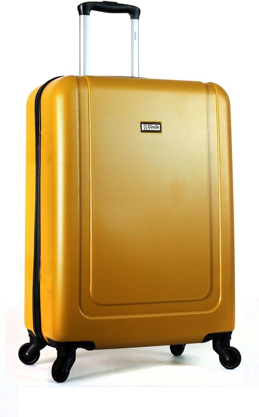 Trolley cabina 55x40x20 muy ligero maxima capacidad low cost valido Rynair Coleccion Kappa color mostaza