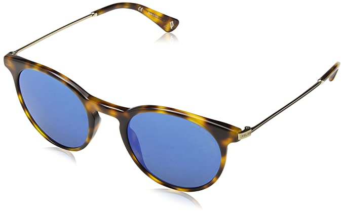 Police Avenue 1, Gafas de Sol para Hombre, Multicolor (Shiny Light Havana)