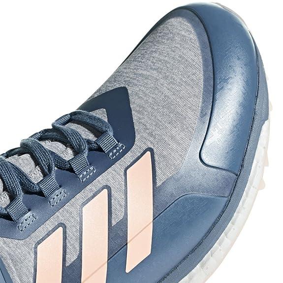 superior quality edf71 7dacd Adidas Fabela X Womens Hockey Zapatillas - AW18 Amazon.es Zapatos y  complementos
