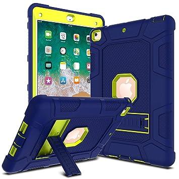 DONWELL - Funda Protectora para iPad 5, 5, 6, 6 y 6 de la 6ª ...