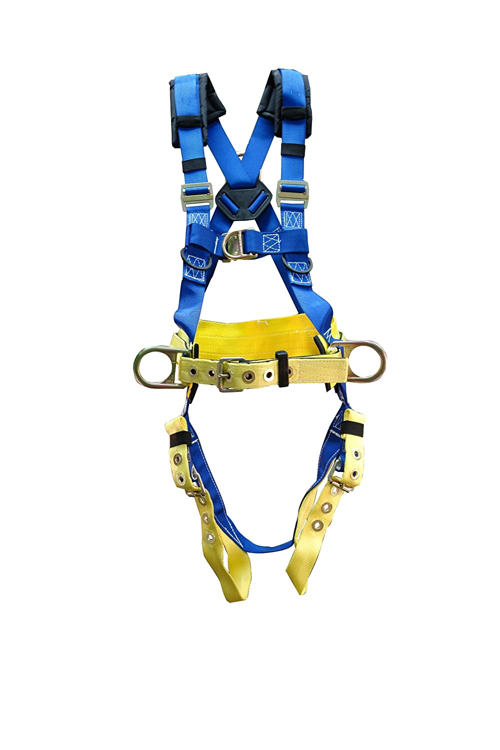 Elk River 66611 EagleTower Polyester/Nylon LE 6 D-Ring Harnesses with Quick-Connect Buckles, Small by Elk River B005FMPSMI