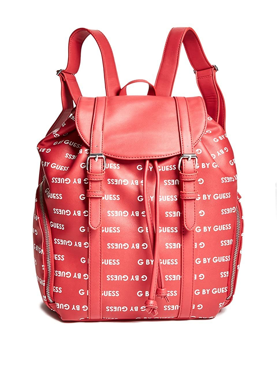 9eb22ba509 G by GUESS Women s Atheleisure Logo Backpack  Amazon.co.uk  Shoes   Bags