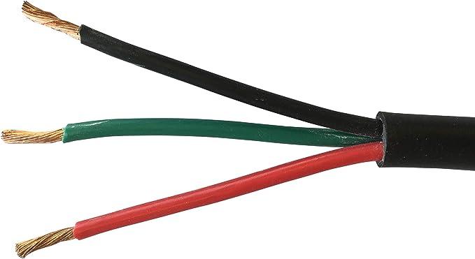 N C Kfz Kabel 3 Adrig 0 75 Mm 14 A 12 V 24 V Dünnwandig 10 M