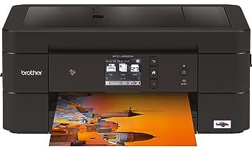 Brother mfc j890dw imprimante multifonction 4 en 1 ultra compact