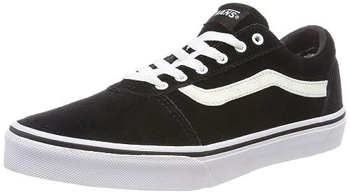 sports shoes 4f42d a5088 Vans Ward Suede, Scarpe da Ginnastica Basse Bambina