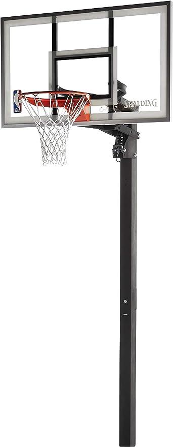 Sistema de baloncesto sobre el suelo de Spalding NBA – Tablero de ...