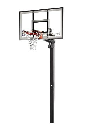 "Amazon.com: Spalding - Canasta de baloncesto de 45"" ..."