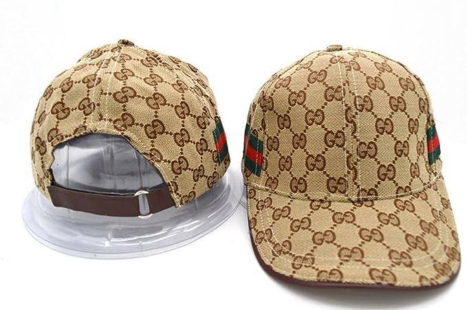 d2ba00fd425 Dooger Unisex Adjustable Fashion Leisure Baseball Hat GUCCI Snapback ...