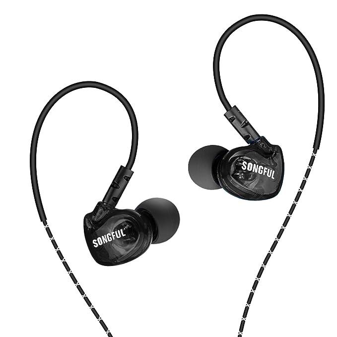 OCTOPS - Auriculares Deportivos para Correr con micrófono para ...