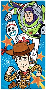 Beach Towel Toy Story 4