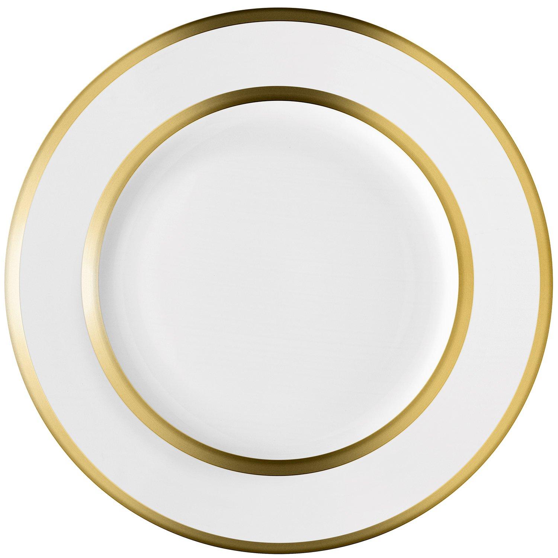LSA International DO12 Deco Starter//Dessert Plate /Ø20cm Gold Assorted x 4