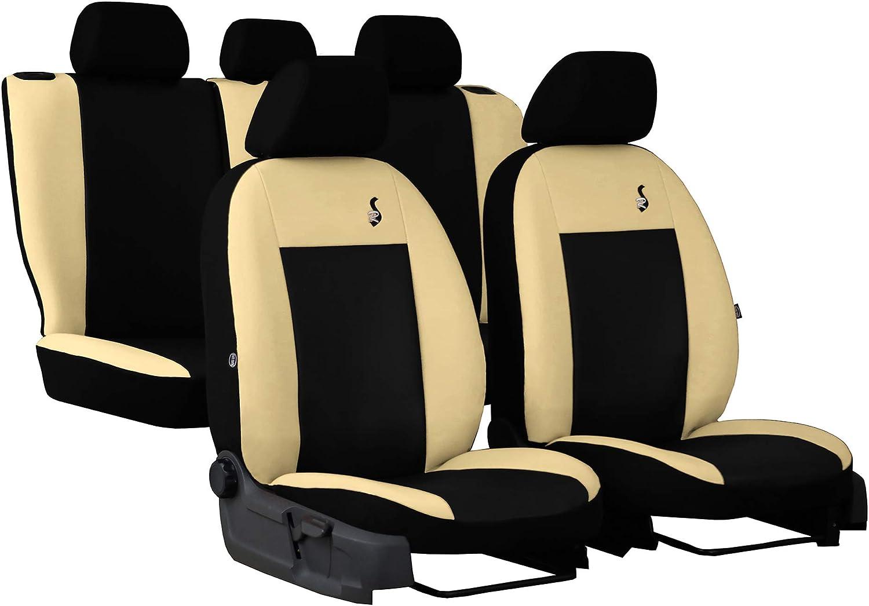 GSC Sitzbez/üge Universal Schonbez/üge 1+1 kompatibel mit Hyundai ix35