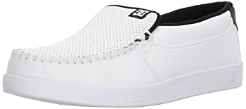 DC Villain TX Slip-On Skate Shoe