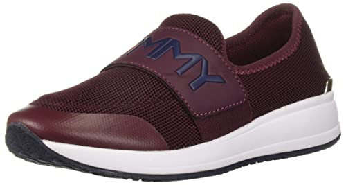 f45a27bede4 TOMMY HILFIGER Rosin Tenis para Mujer  Amazon.com.mx  Ropa
