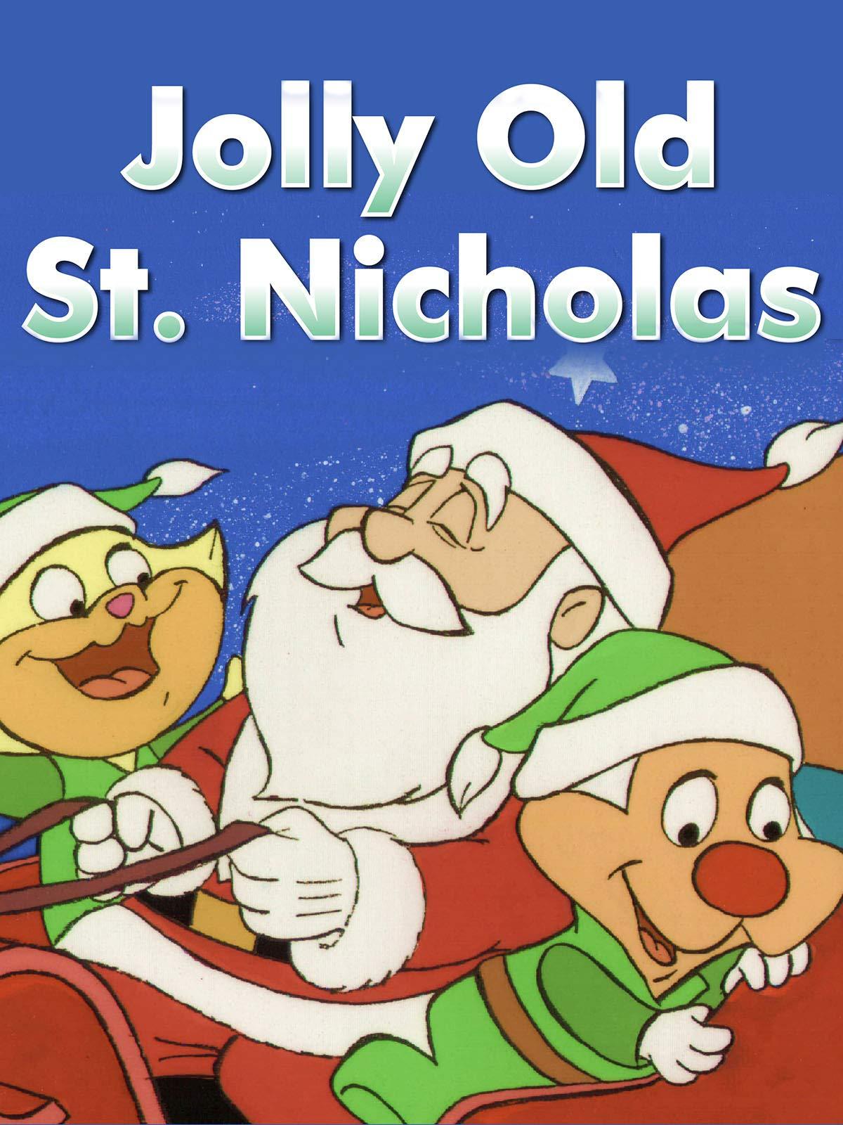 Jolly Old St. Nicholas on Amazon Prime Video UK