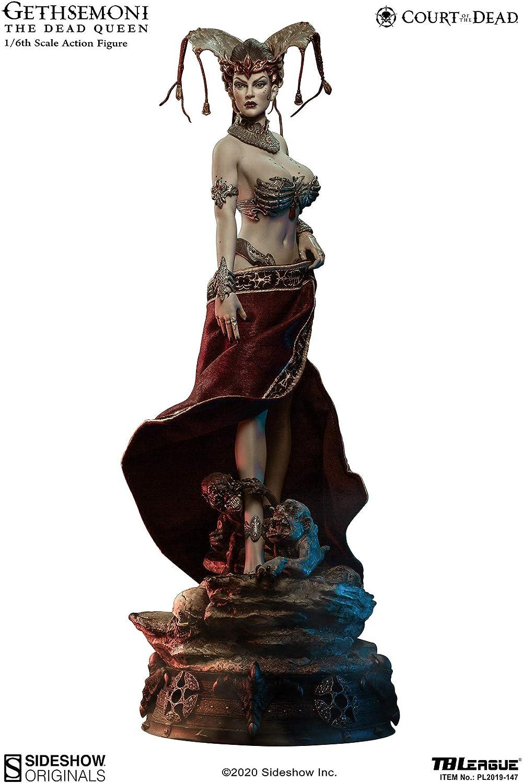 Gethsemoni Queen of Dead TBLeague 1//6 Scale Arched Feet #1 *Dead Color*