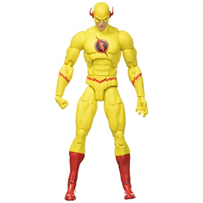 DC Collectibles DC Essentials: Reverse-Flash Action Figure: Toys & Games