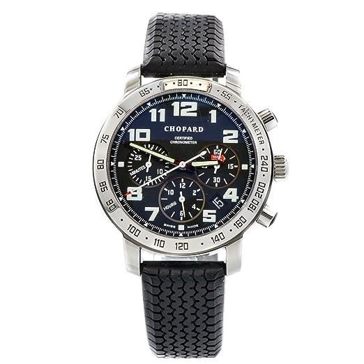 Chopard Mille Miglia automatic-self-wind Mens Reloj 8920 (Certificado) de segunda mano: Chopard: Amazon.es: Relojes