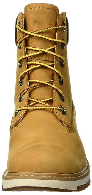 177ccd2837d1 Timberland Damen Lucia Way Kurzschaft Stiefel, gelb  Timberland  Amazon.de   Schuhe   Handtaschen