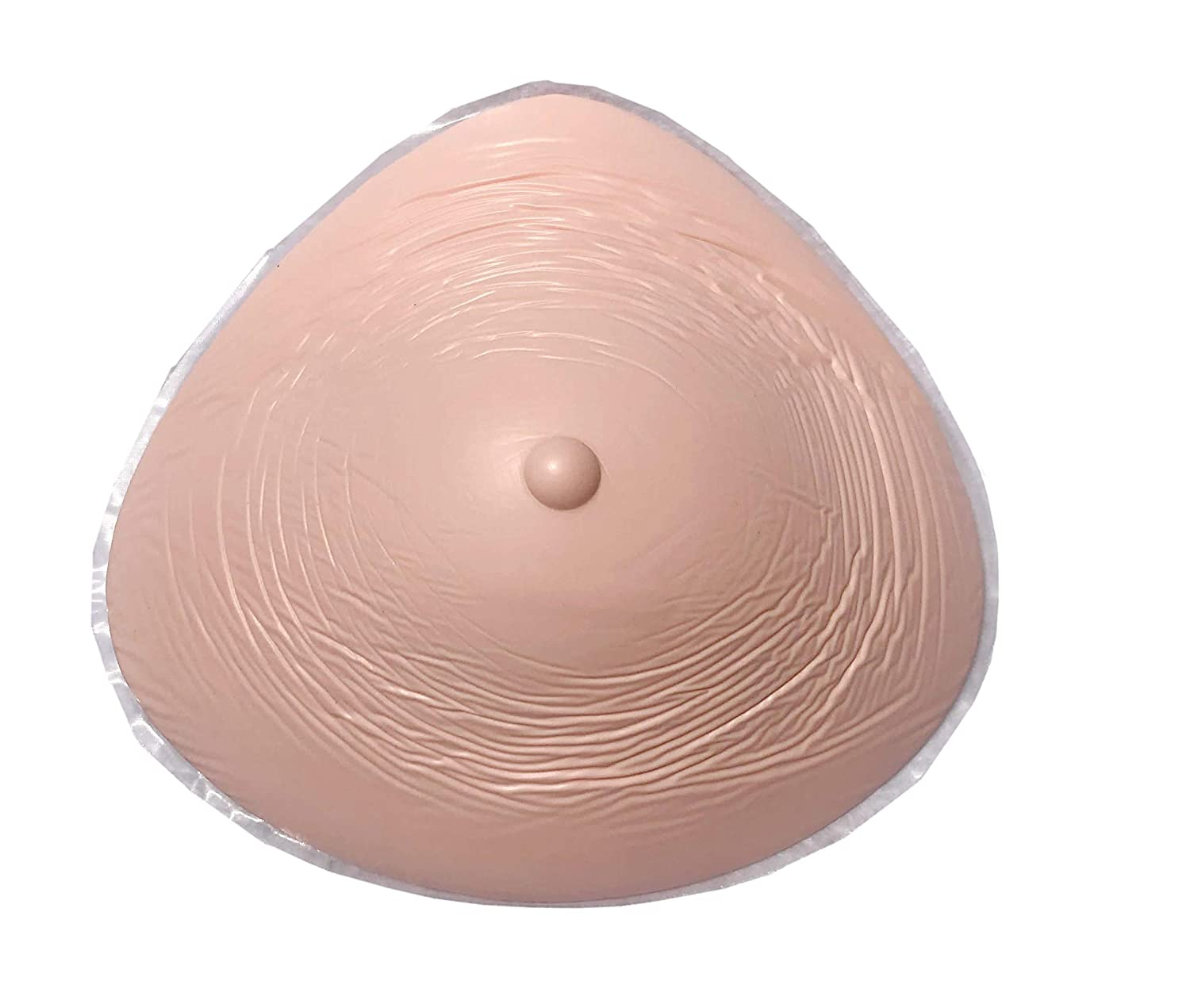 Lightweight Silicone Breast Forms Women Mastectomy Prosthesis Armpit Make Up Type Bra Inserts Pad 1 Piece