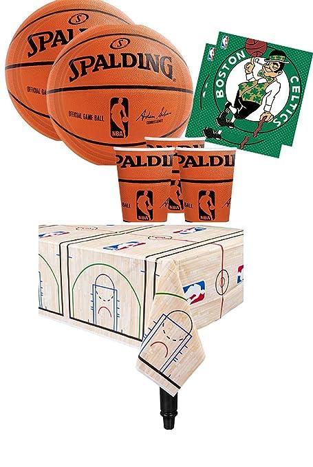 qualità del marchio comprare in vendita super economico rispetto a am-scan Kit n.16 Accessori Festa Spalding Basket NBA Party ...