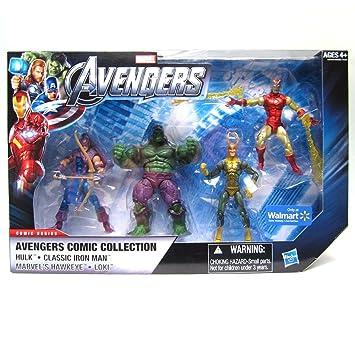 Cómic Colección Marvel De Avengers Figura La MarvelDiseño b6f7gy