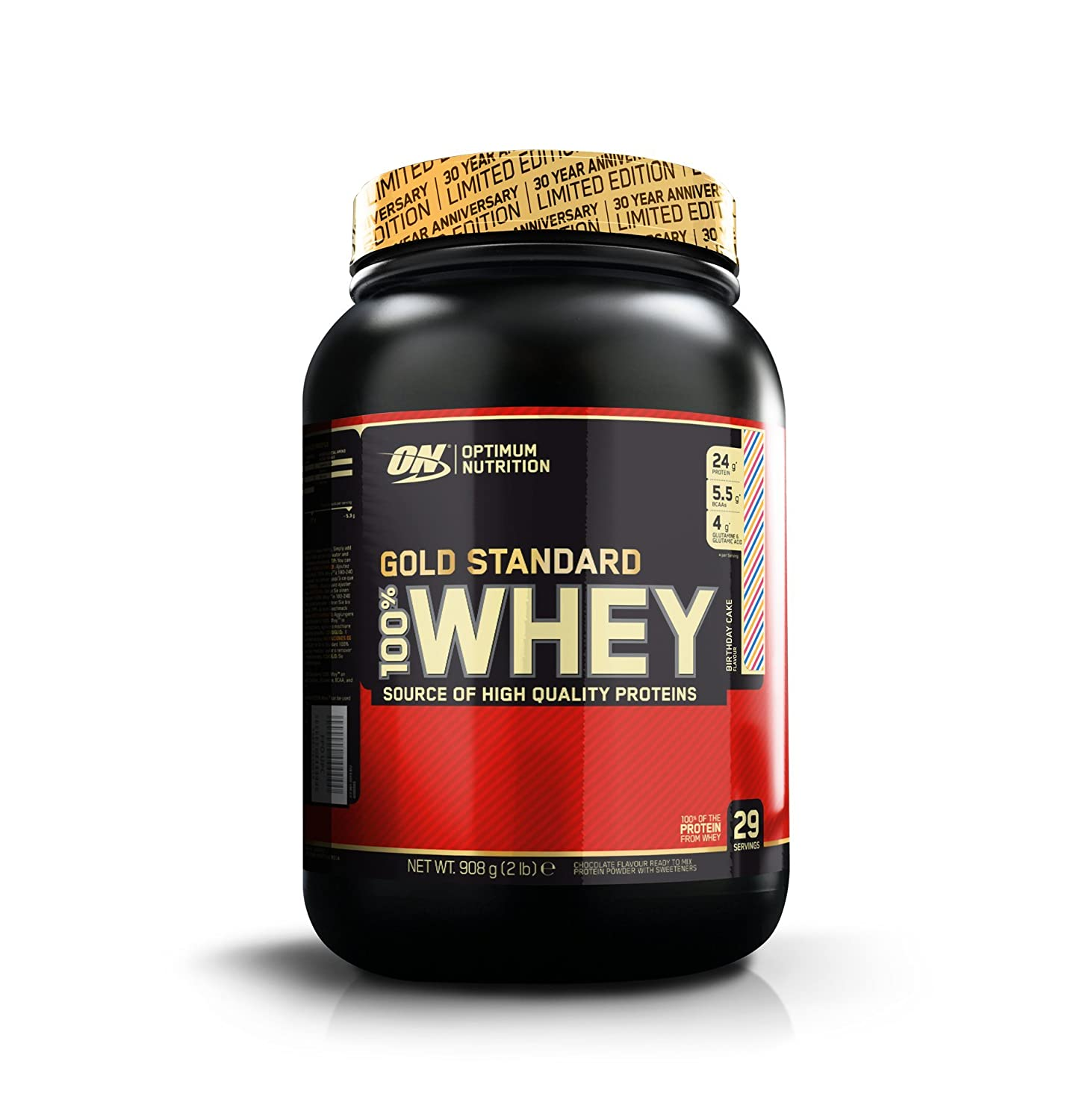 Optimum Nutrition Gold Standard Whey - 908g, 908 g: Amazon.es: Salud y cuidado personal