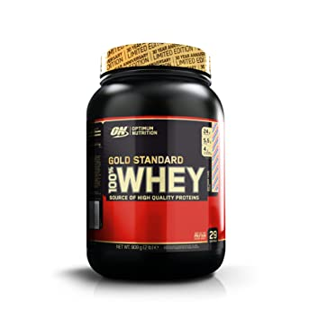 Optimum Nutrition Gold Standard Whey Protein Powder With Glutamine And Amino Acids Shake By ON