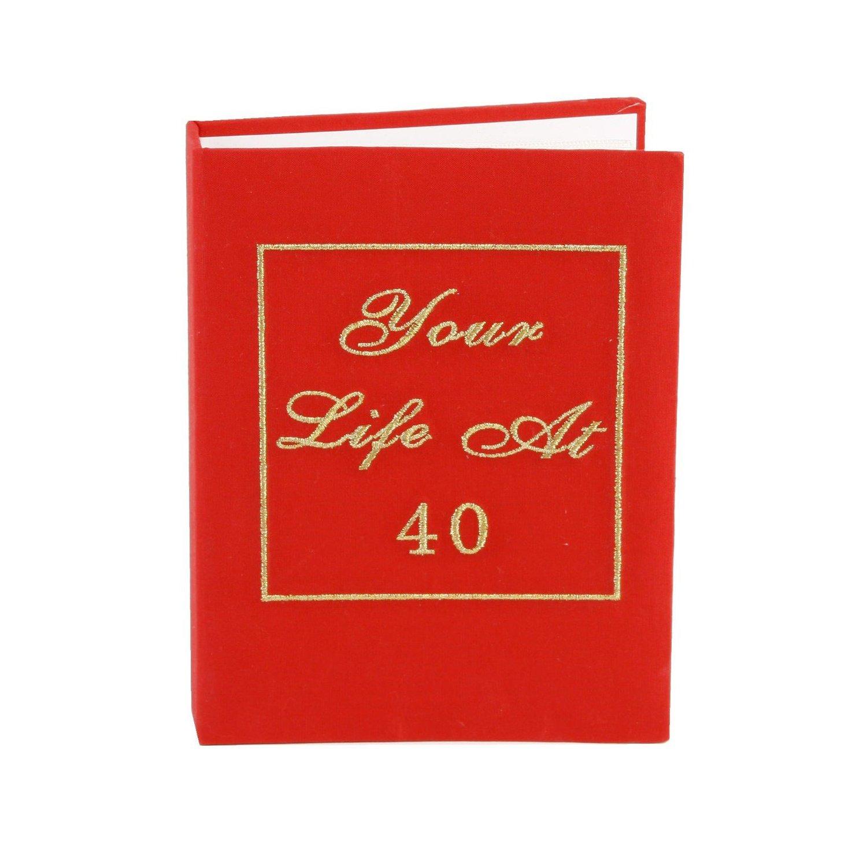 your life 40th birthday photo album by wdd amazon co uk kitchen