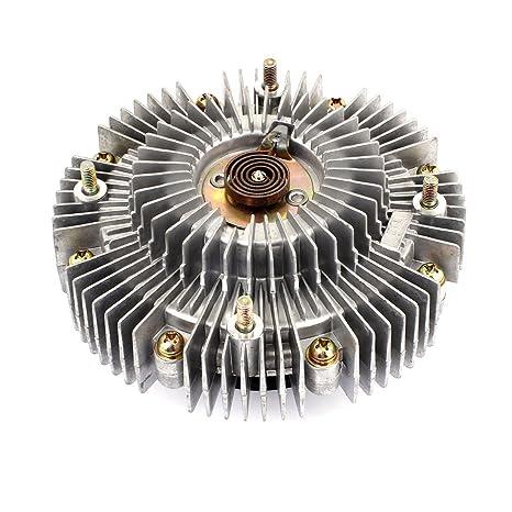 Nuevo motor de refrigerador ventilador de refrigeración del embrague de 16210 hasta 50021