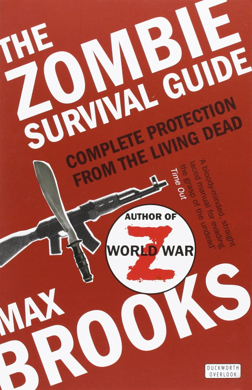 Image result for The Zombie Survival Guide: Complete Protection from the Living Dead
