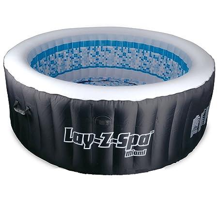 Lay Z Spa Miami - Cuerpo hinchable para adaptarse a la 2016 Lay Z ...