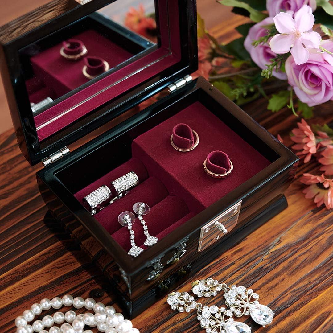 Music Box Jewelry Ring