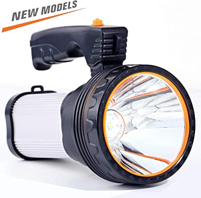 Brightest Handheld Spotlight In The World