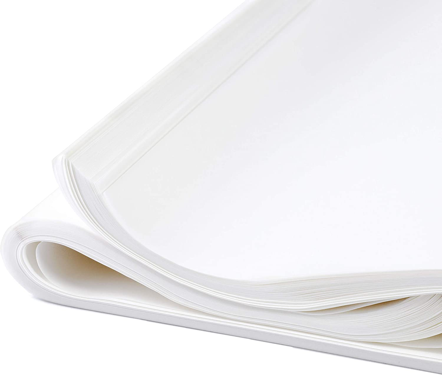Glassine Paper Sheets for Artwork (16 x 20 in, 100 Pack)