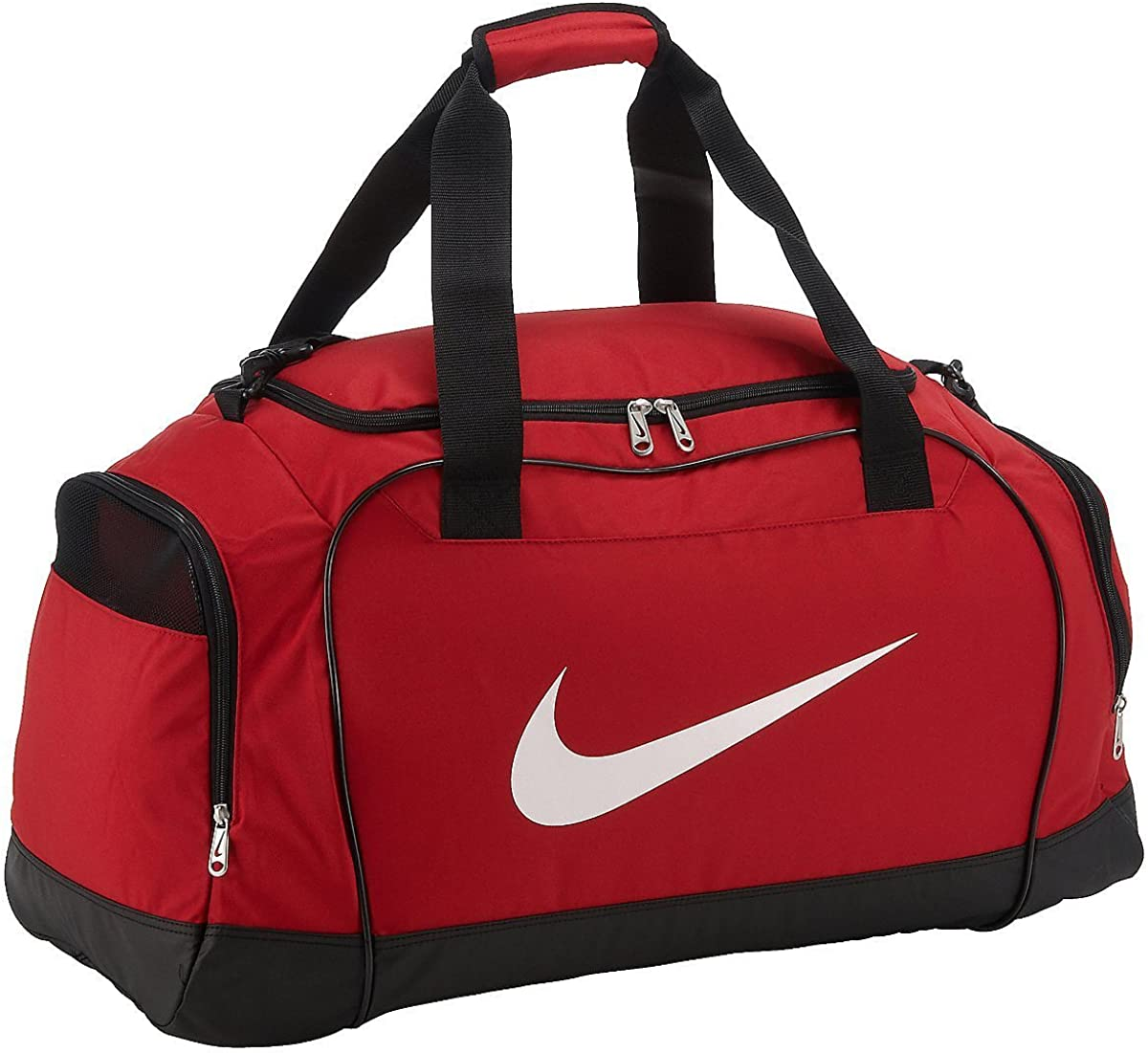 Nike Club Team - Bolsa de deporte, color rojo/negro / blanco - S ...
