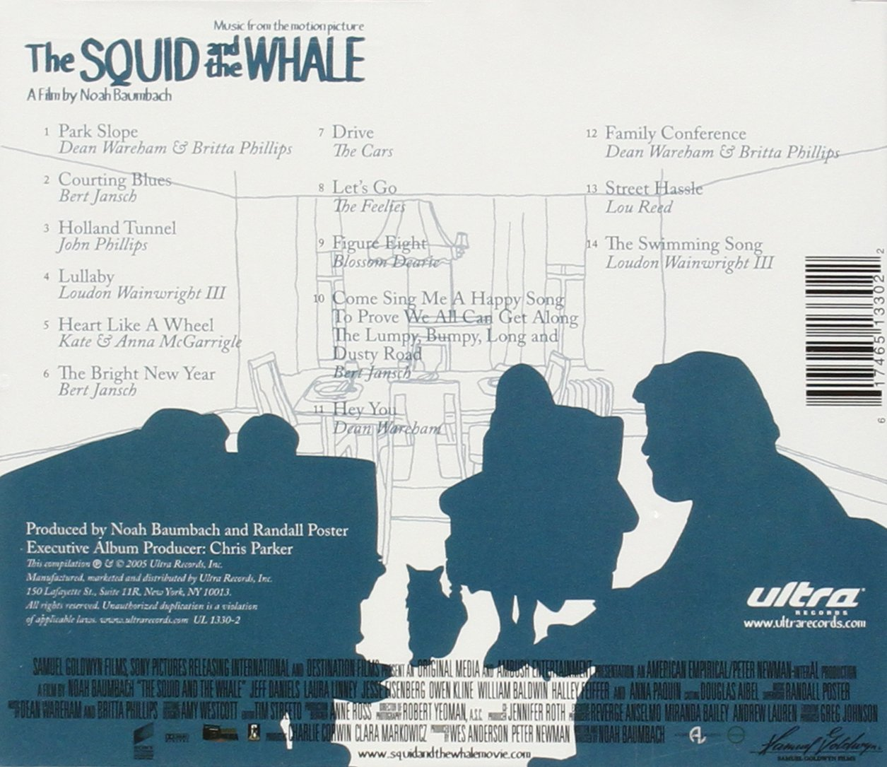 Watch Or Stream The Squid And The Whale Full Movie