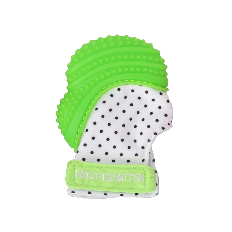 Mouthie Mitt - Manoplas para bebé premiadas en EE.UU., guantes para ...