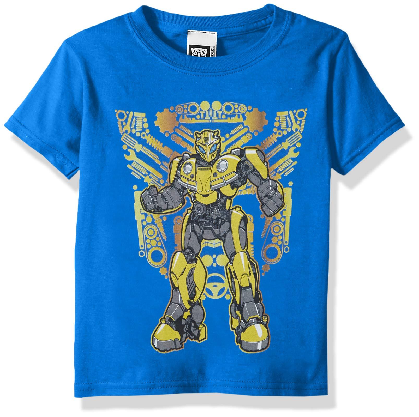 Transformers Bumblebee Movie Autobots Logo T Shirt 2198