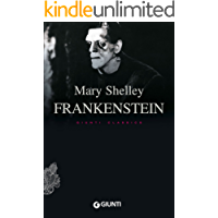 Frankenstein (Giunti classics) (English Edition)