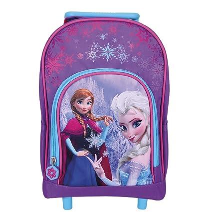 Sac à dos La Reine des Neiges Anna et Elsa Violet 3tXjasVK
