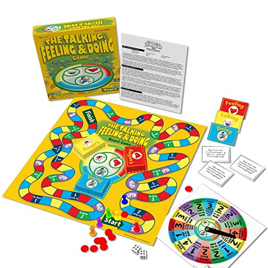 Amazon.com: The Talking, Feeling and Doing Game: Toys & Games