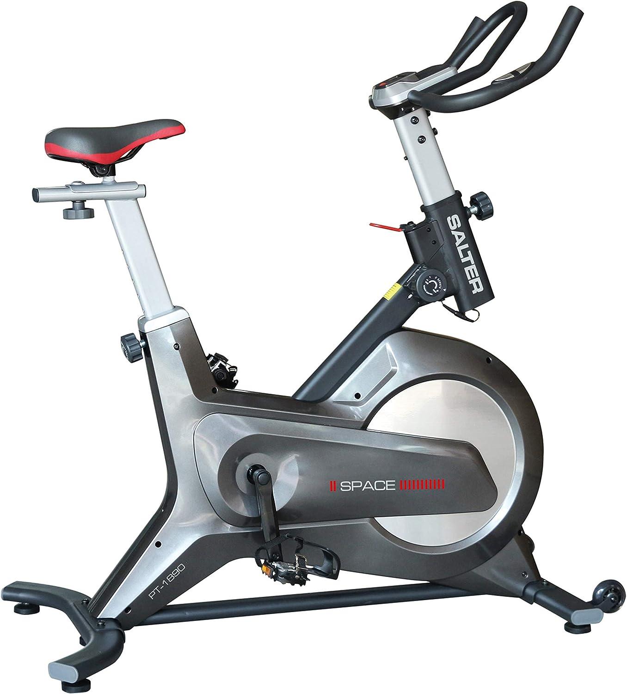 SALTER Bicicleta Indoor Space PT-1890 Freno magnético, Volante de ...