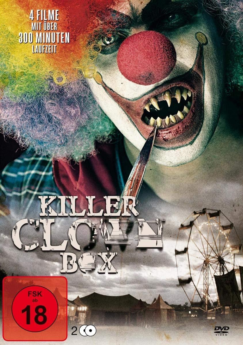Killer Clown Box - Clown of Fear 1+2 / Circus of Horror ...