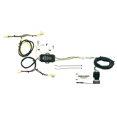 Hopkins 43415 Plug-In Simple Vehicle Wiring Kit: Automotive