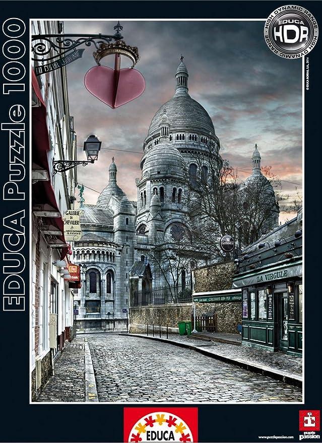 54 opinioni per Educa 15980 1000- Montmartre, Paris