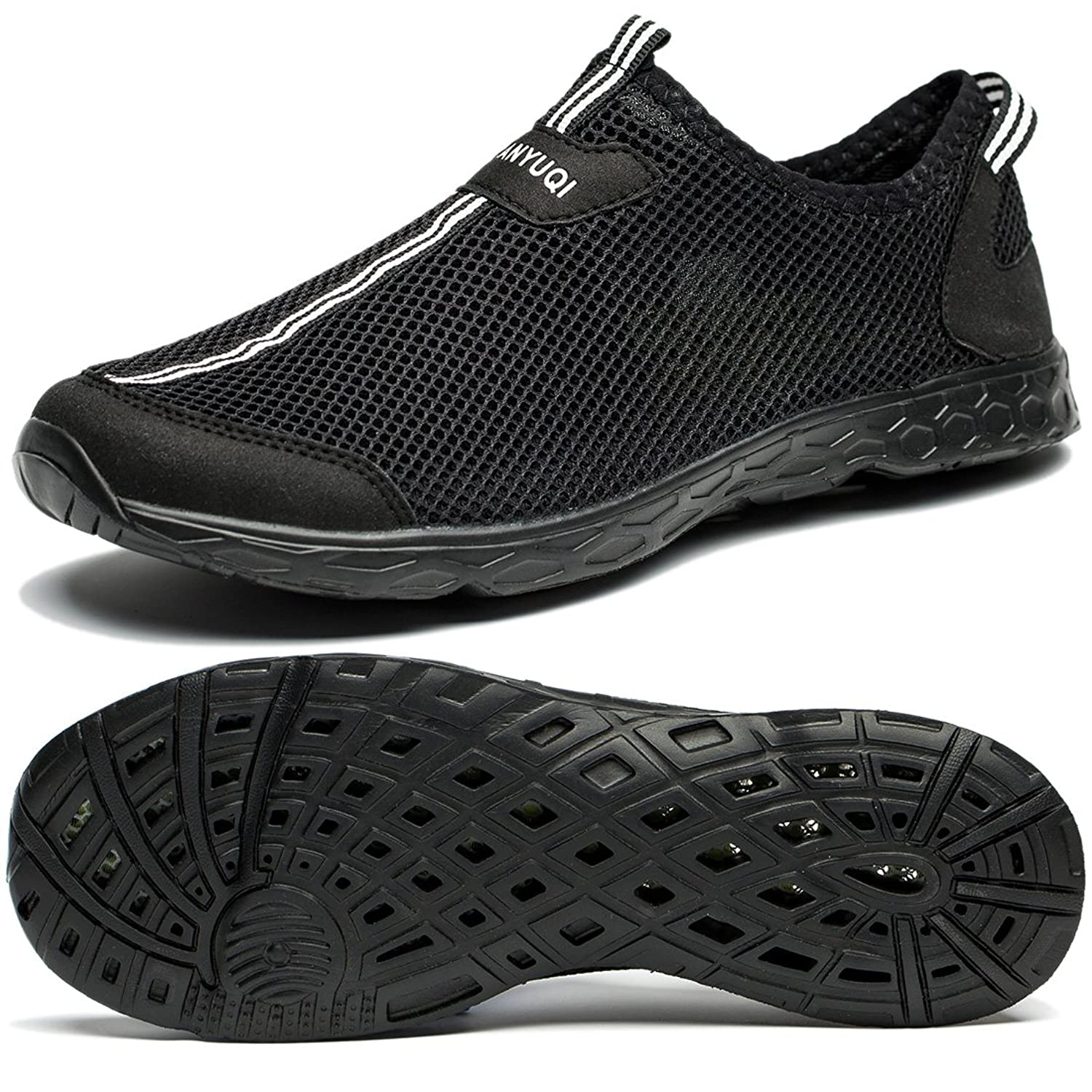 Cusselen Men Air Mesh Sport Water Shoes