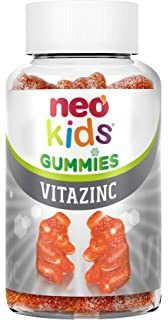 NEO Peques Vitazinc 30 Ositos Masticables: Amazon.es: Salud ...