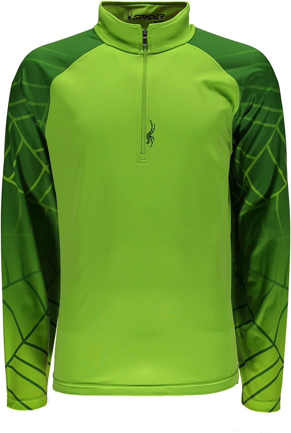 San Francisco Mall Spyder Be super welcome Men's Linear T-Neck Web
