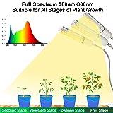 LED Grow Light for Indoor Plants, 68W Sunlike Full
